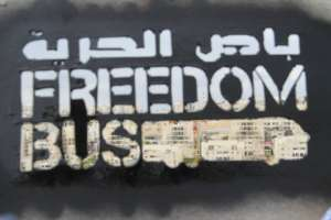The Freedom Bus rides again!