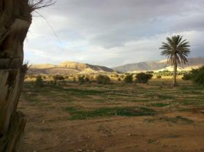 Beautiful Jordan Valley