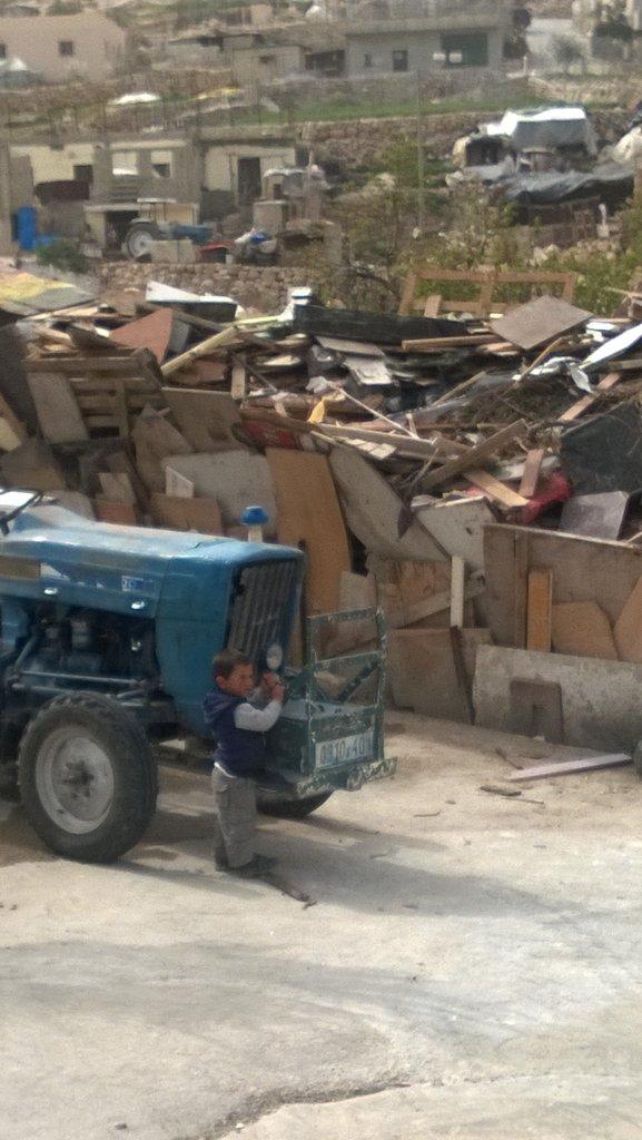 At-Tuwani, South Hebron Hills
