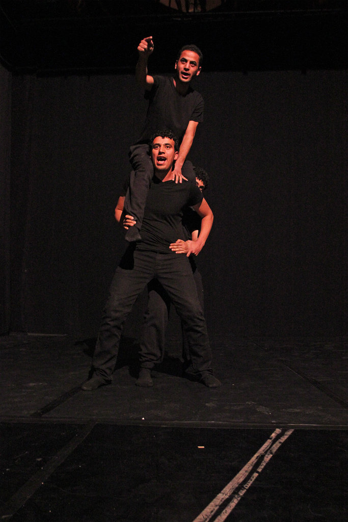 The Freedom Bus - Community Theatre