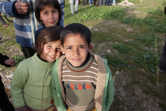 Children in Faquaa
