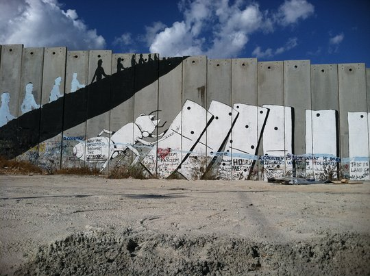 The Apartheid Wall