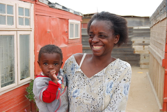 Provide Health Care to Namibian Women & Children