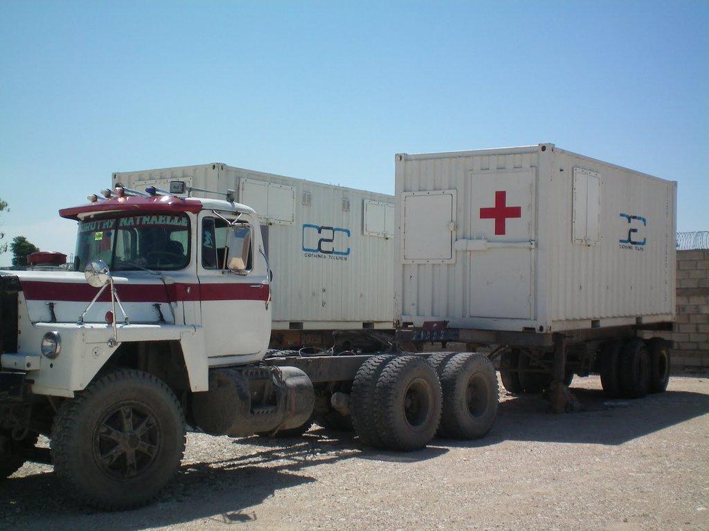 Provide Health Care to Namibian Women & Children