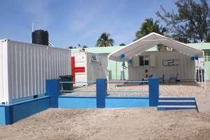 C2C's Port-au-Prince, Haiti Clinic