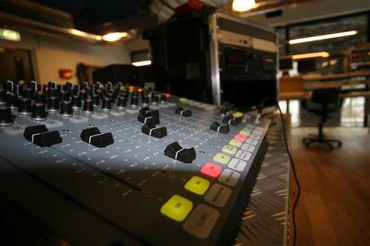 Radio Station Equipment
