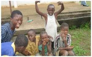Children unable to go to school