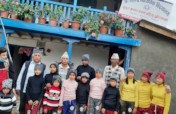 Feed and Send 13 Nepali Rural Orphans to school.