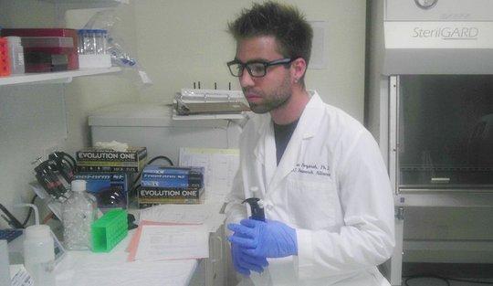 Miles Viljanen, Research Assistant
