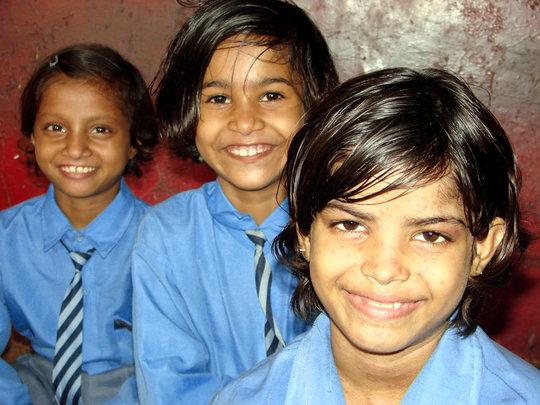 Educate 200 Children & 1000 Families in India