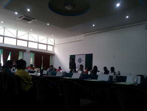 Interaction with stakeholders...