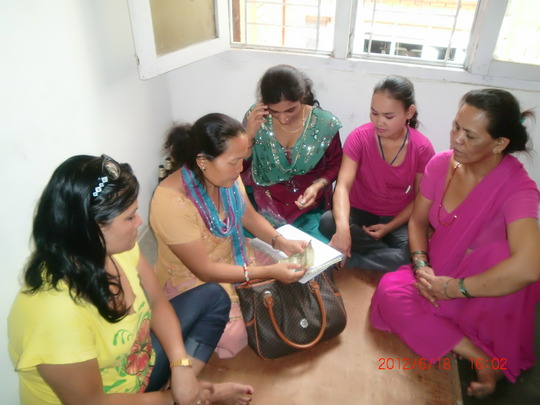 Women Group Meeting