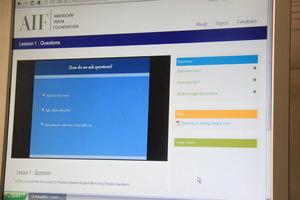 A glimpse of Anudip Software