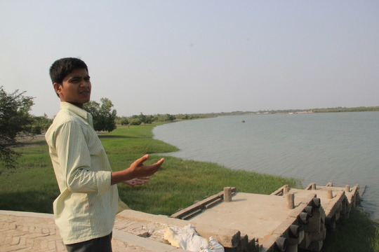 A tour of the village and the Sundarban!
