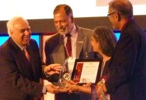 NASSCOM Award