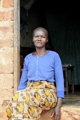 Acen Jacinta, GlobalGiving beneficiary