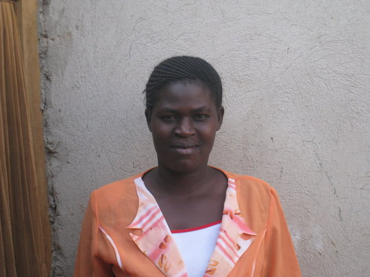 Ayoo Florence, Beneficiary of GlobalGiving Donors