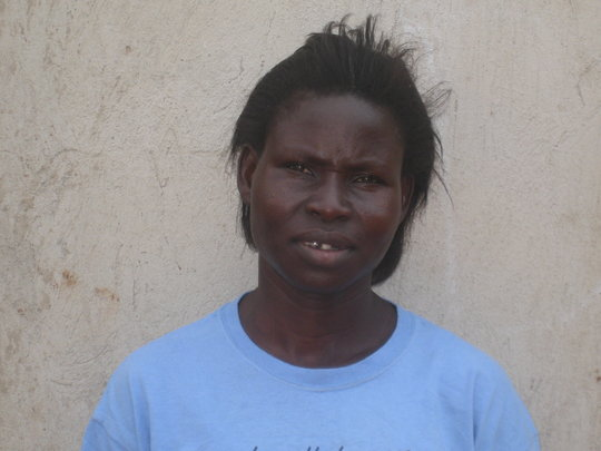Lalam Lucy, Beneficiary of GlobalGiving Donors