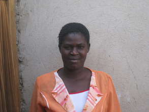 Ayoo Florence, Beneficiary of GlobalGiving Donors
