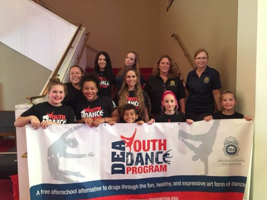 National Dance Day: DC