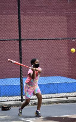 Youth Baseball at PS20 New York