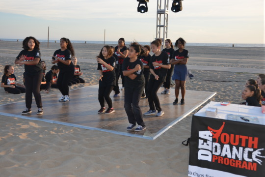 "Emerson kids perform at ""The DEA Experience"""