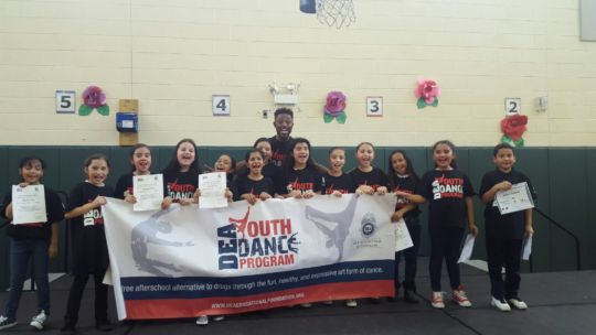 Chicago YDP Students