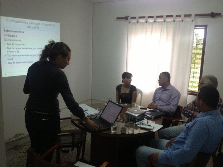 Workshop on Decent Work
