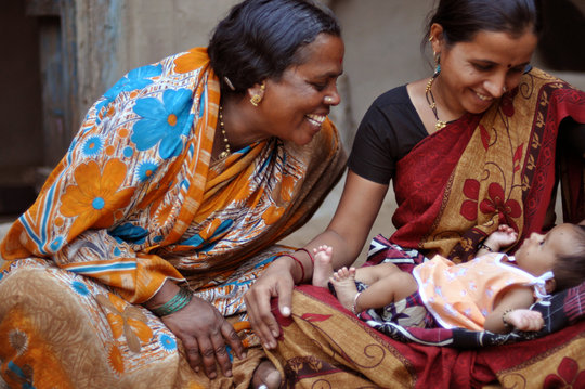 Enable Safe Pregnancies for 1,000 Mothers in India