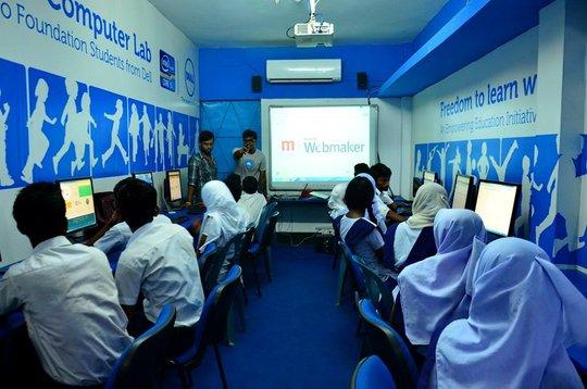 Workshop by Mozilla Firefox