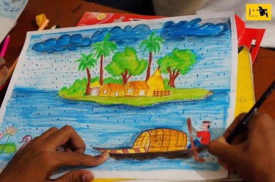 Painting Imaginations