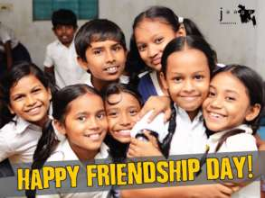 We Love You All : Happy Friendship Day