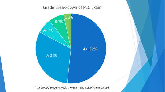 Primary Education Completion Examination success