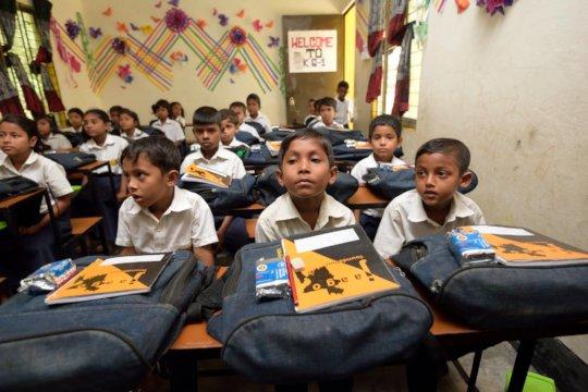 Help Children Go Back to school