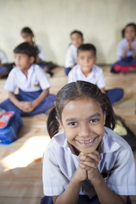 Education before coronavirus outbreak