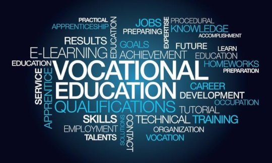 Technical and Vocational Education and Training