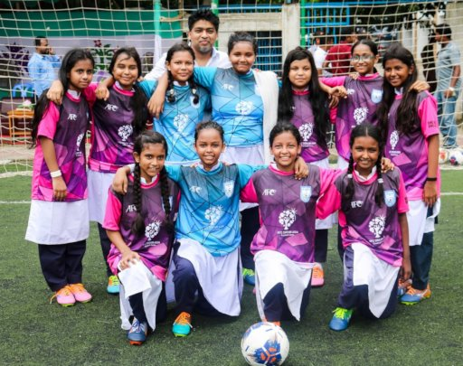 Using Spirit of Football: Sports for Good