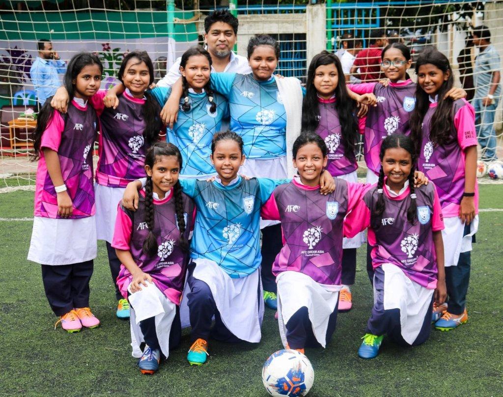 Using Spirit of Football: Sports for Good
