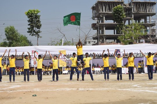 Annual Sports Day 2015