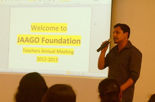 Annual Teachers' Meeting 2