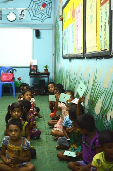 Children Using EIA Resources
