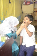 Dental Check up
