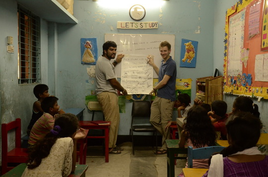Neel and Clay @ JAAGO