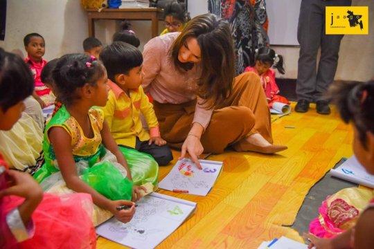 Princess of Denmark visits JAAGO