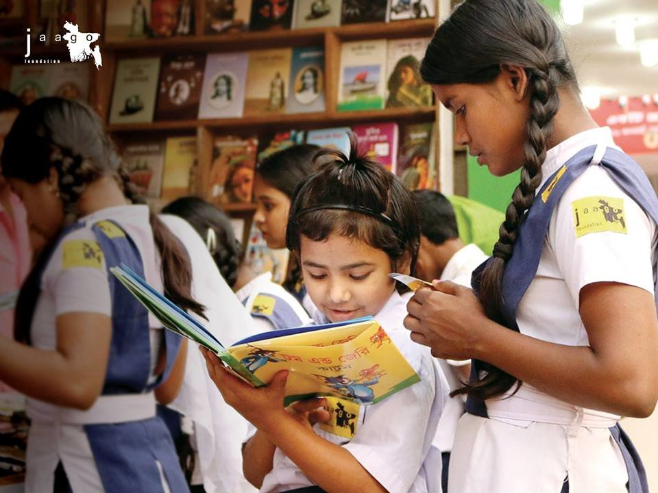 Reading is The Key Path for Brighter Future