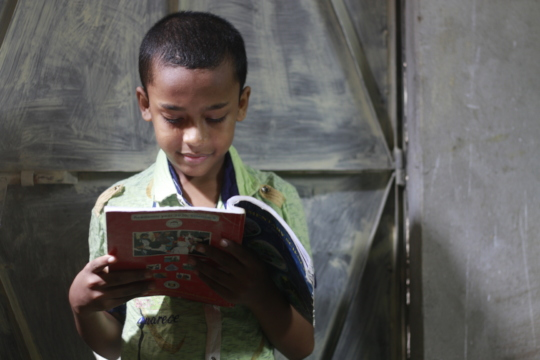 Give Hope: Sponsor a Child