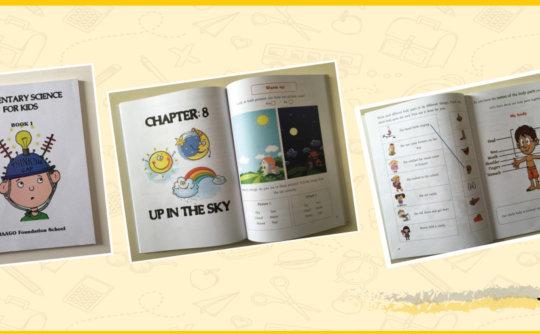 Science Books for JAAGO Kids