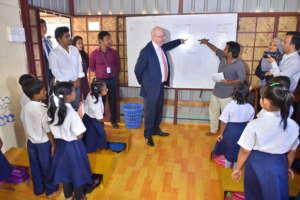British High Commissioners visit to JAAGO