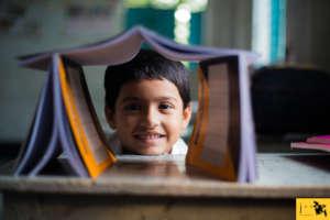Free-of-cost School for Underprivileged Children