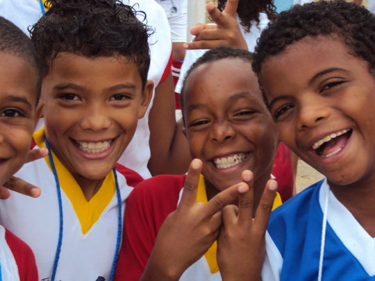 Give 2300 Colombian Children a Reason to Smile